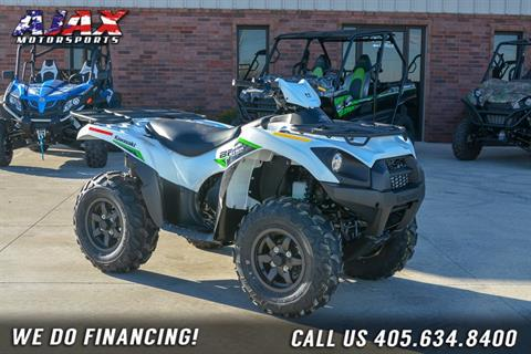 2019 Kawasaki Brute Force 750 4x4i EPS in Oklahoma City, Oklahoma - Photo 1