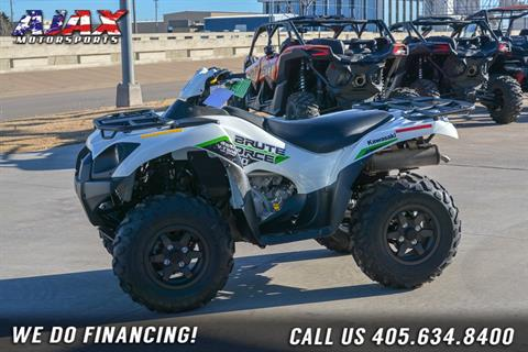 2019 Kawasaki Brute Force 750 4x4i EPS in Oklahoma City, Oklahoma - Photo 8