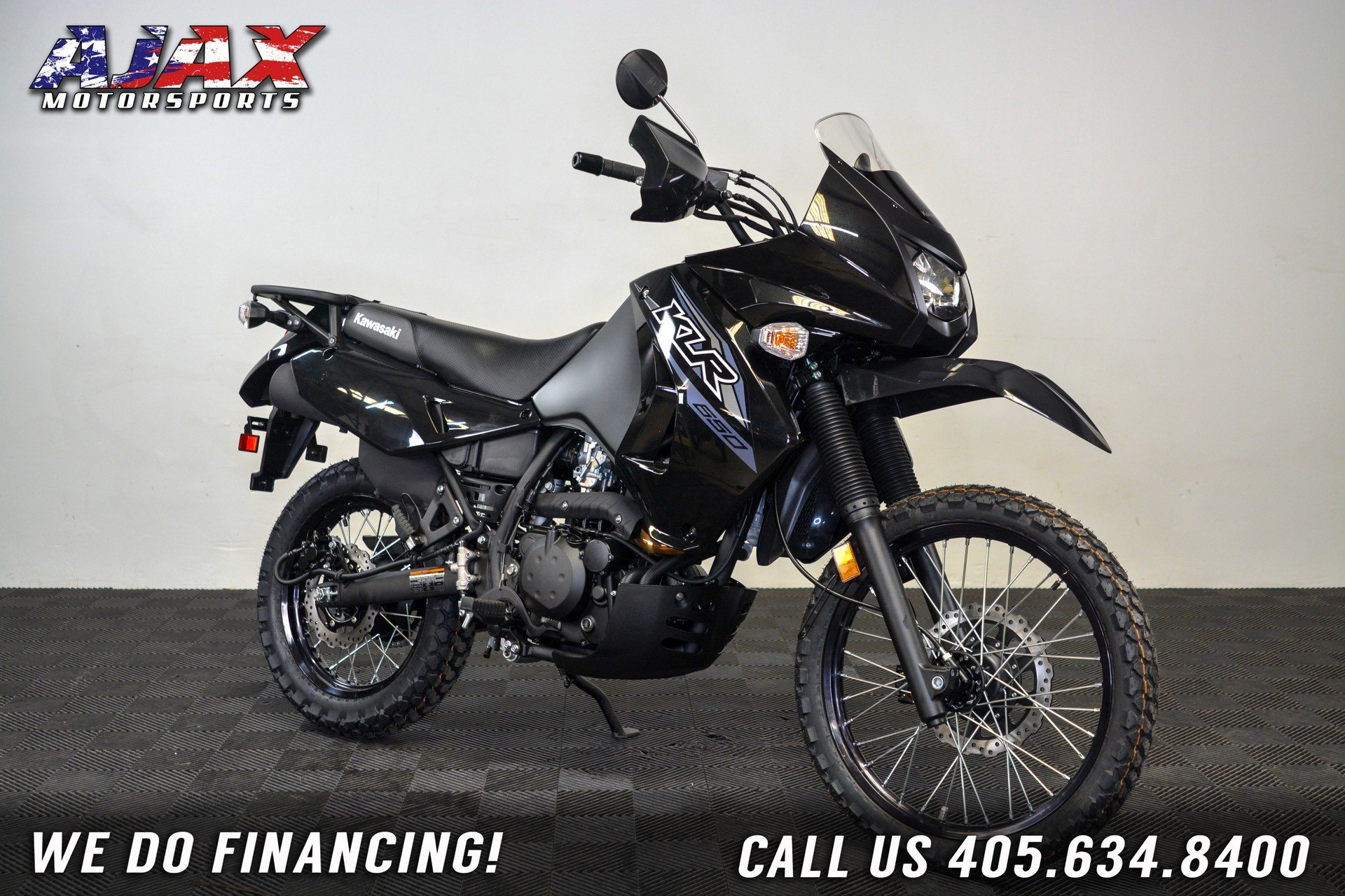 2018 Kawasaki KLR 650 for sale 1773