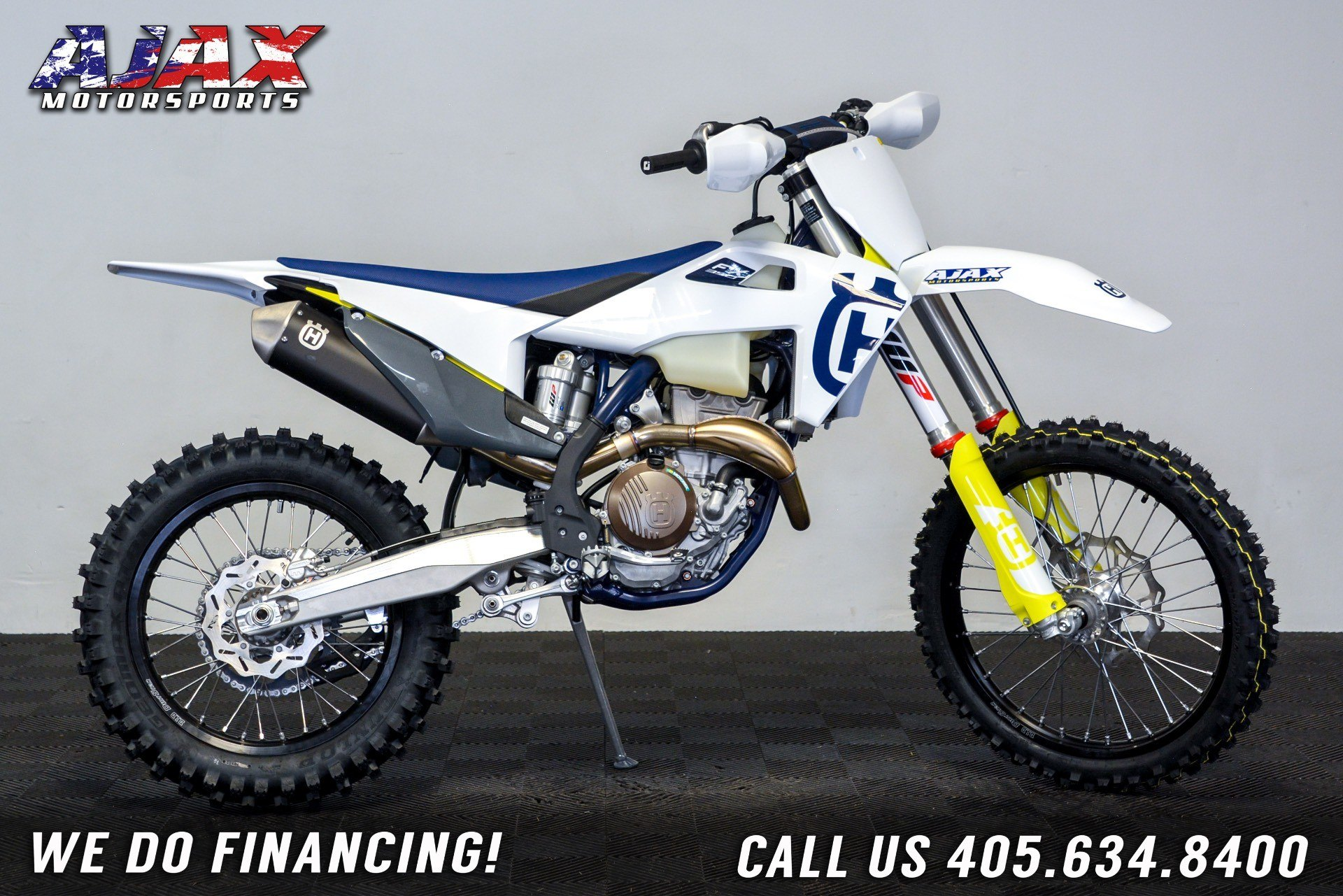 2020 Husqvarna FX 350 in Oklahoma City, Oklahoma - Photo 3