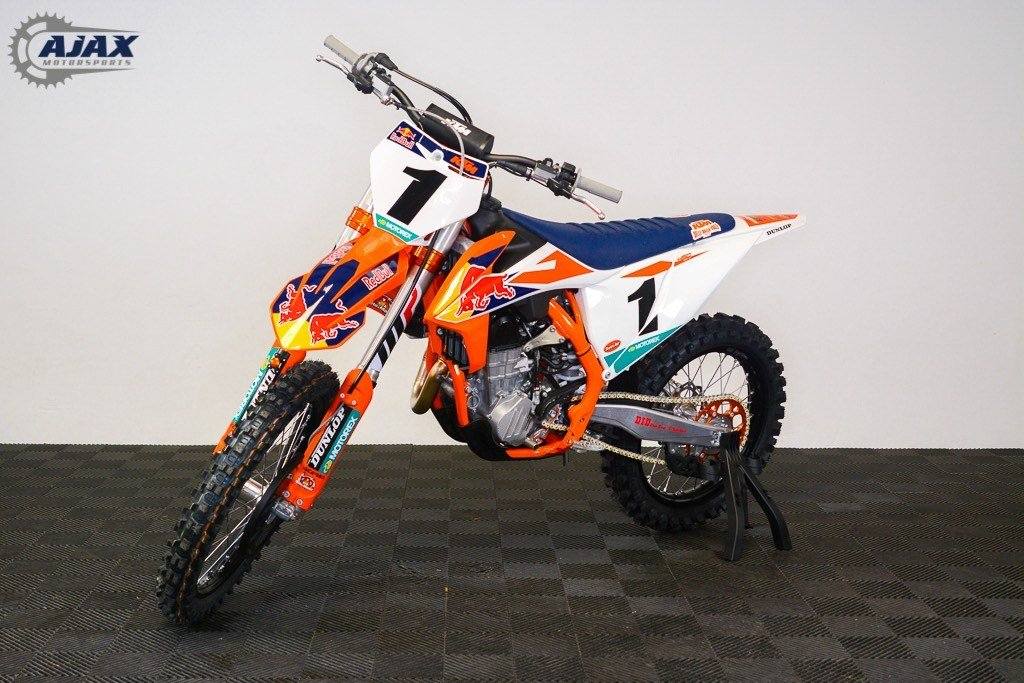 2018 KTM 450 SX-F Factory Edition 1