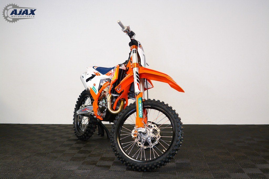 2018 KTM 450 SX-F Factory Edition 6