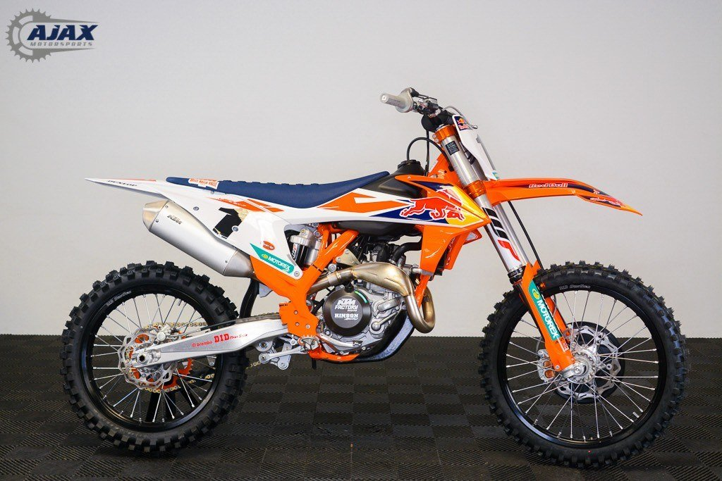 2018 KTM 450 SX-F Factory Edition 5