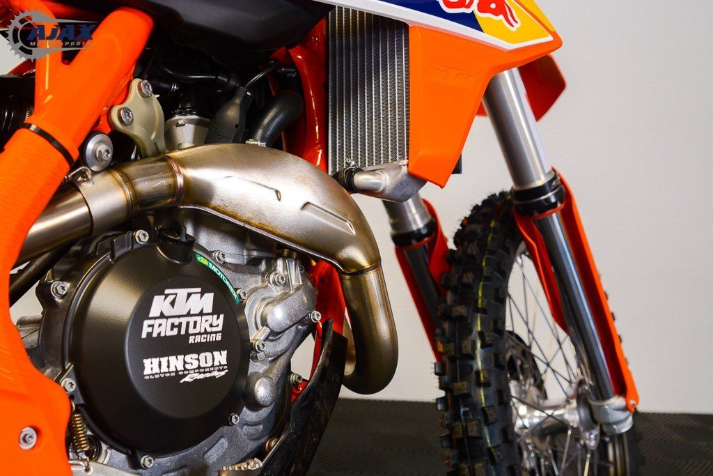 2018 KTM 450 SX-F Factory Edition 9