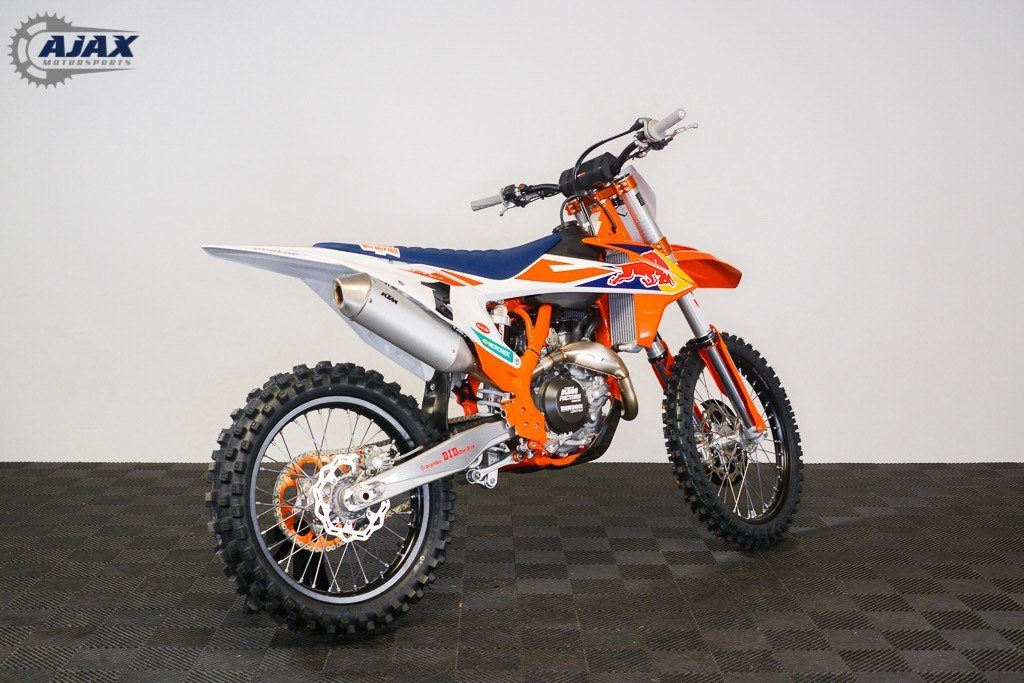2018 KTM 450 SX-F Factory Edition 7