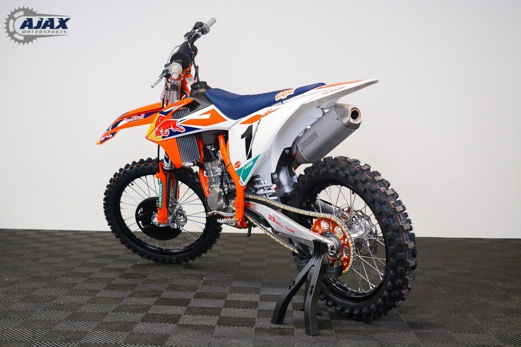2018 KTM 450 SX-F Factory Edition 4