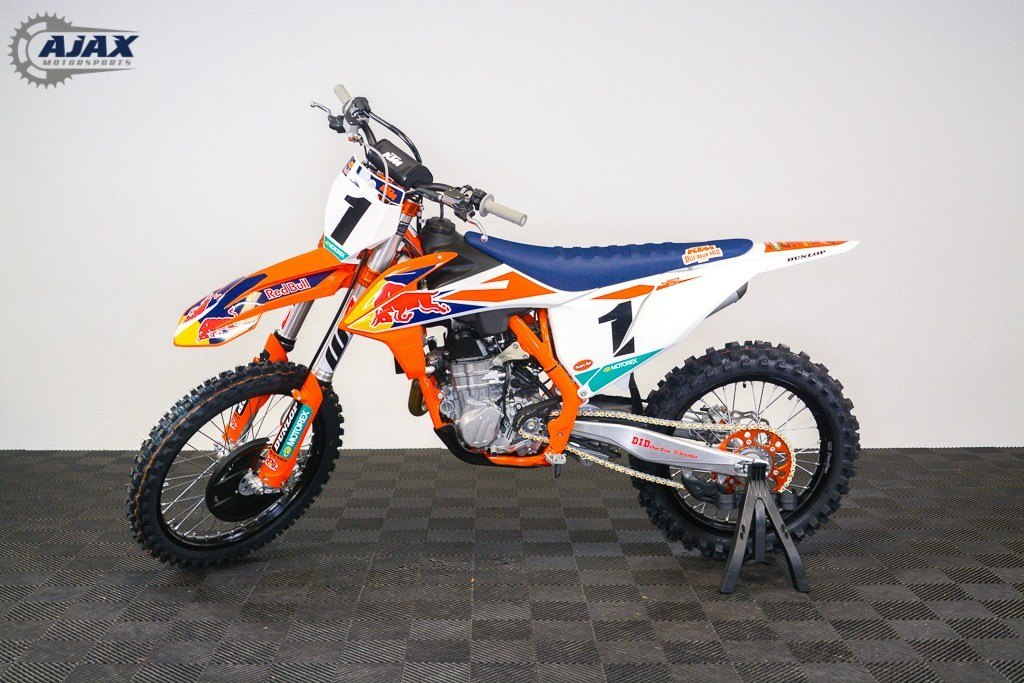 2018 KTM 450 SX-F Factory Edition 3