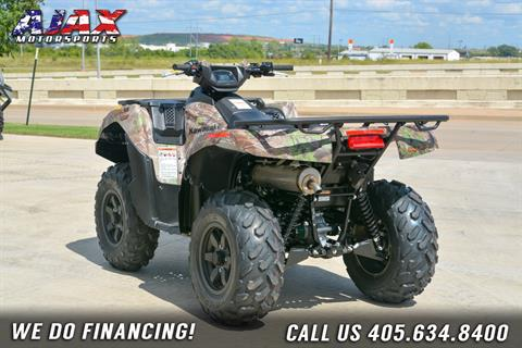 2019 Kawasaki Brute Force 750 4x4i EPS Camo in Oklahoma City, Oklahoma - Photo 4