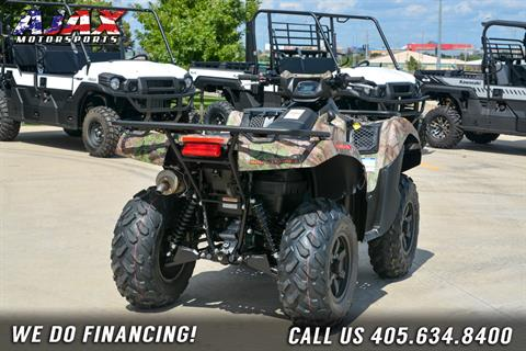 2019 Kawasaki Brute Force 750 4x4i EPS Camo in Oklahoma City, Oklahoma - Photo 5