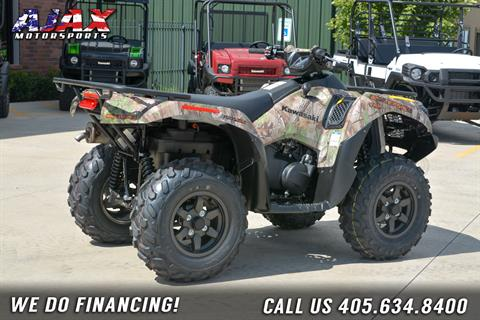 2019 Kawasaki Brute Force 750 4x4i EPS Camo in Oklahoma City, Oklahoma - Photo 6