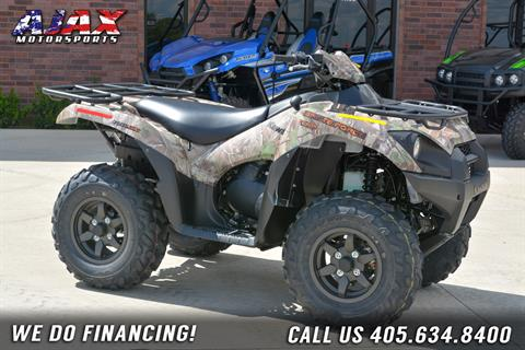 2019 Kawasaki Brute Force 750 4x4i EPS Camo in Oklahoma City, Oklahoma