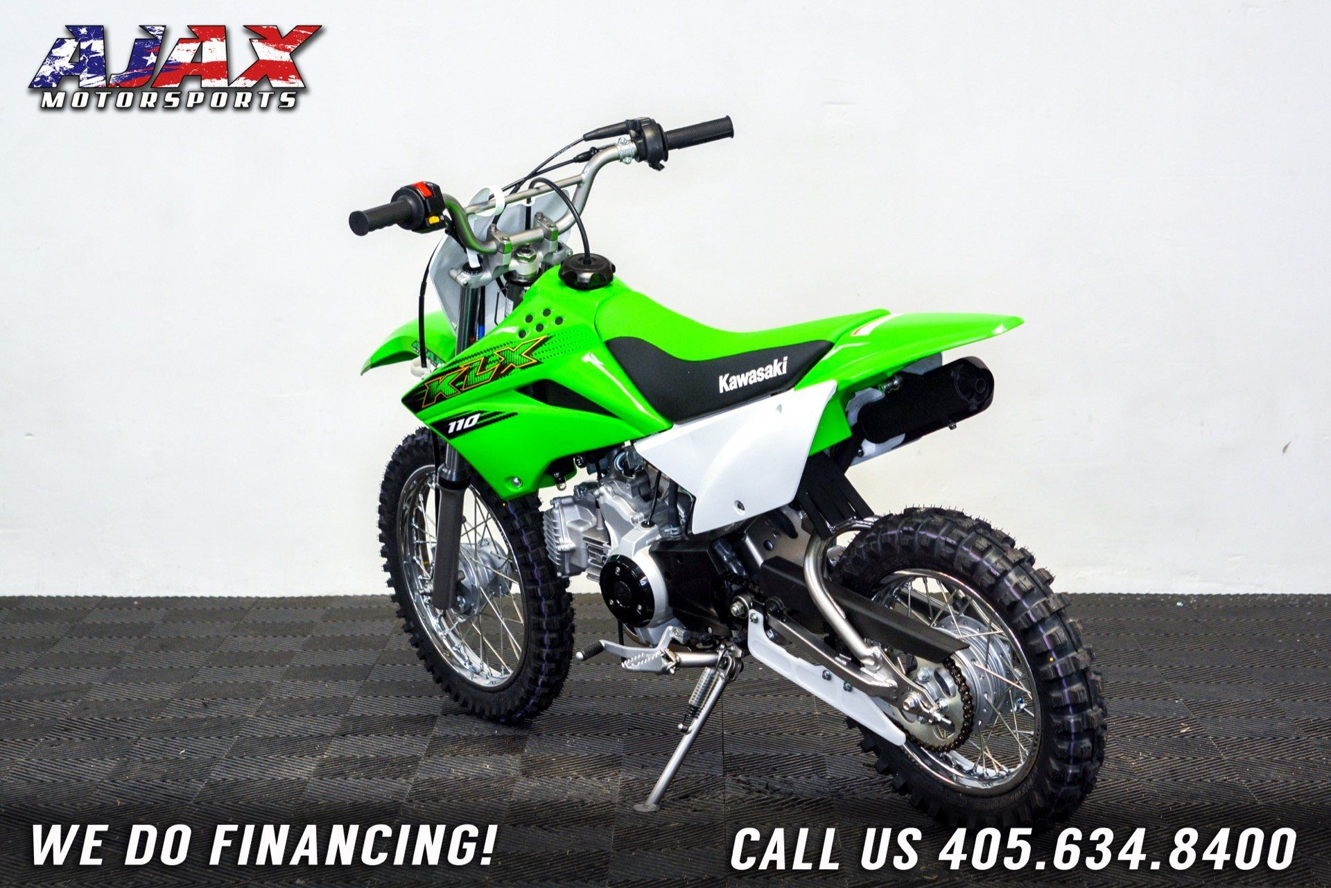 2020 Kawasaki KLX 110 in Oklahoma City, Oklahoma - Photo 5
