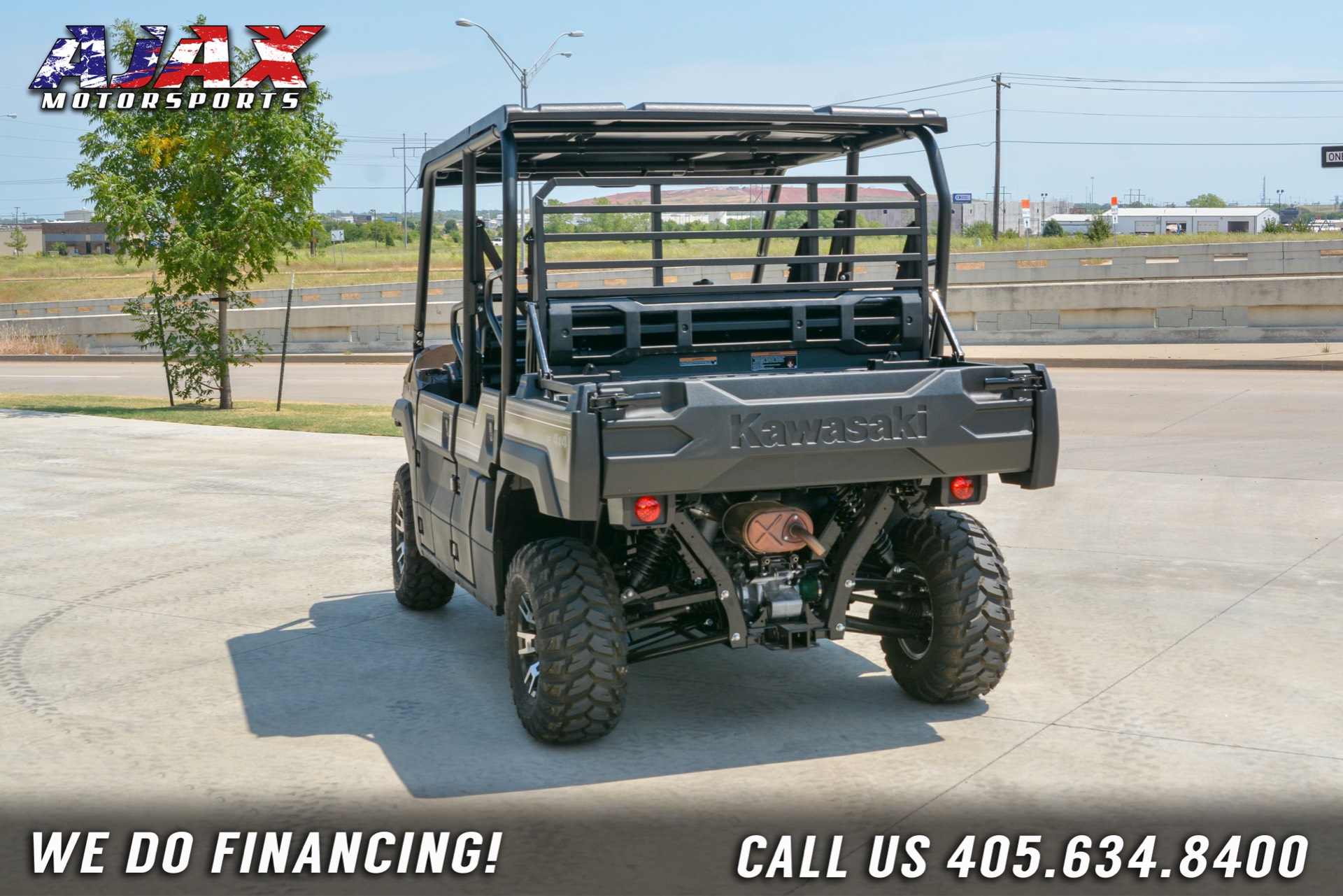 2020 Kawasaki Mule PRO-FXT Ranch Edition in Oklahoma City, Oklahoma - Photo 8