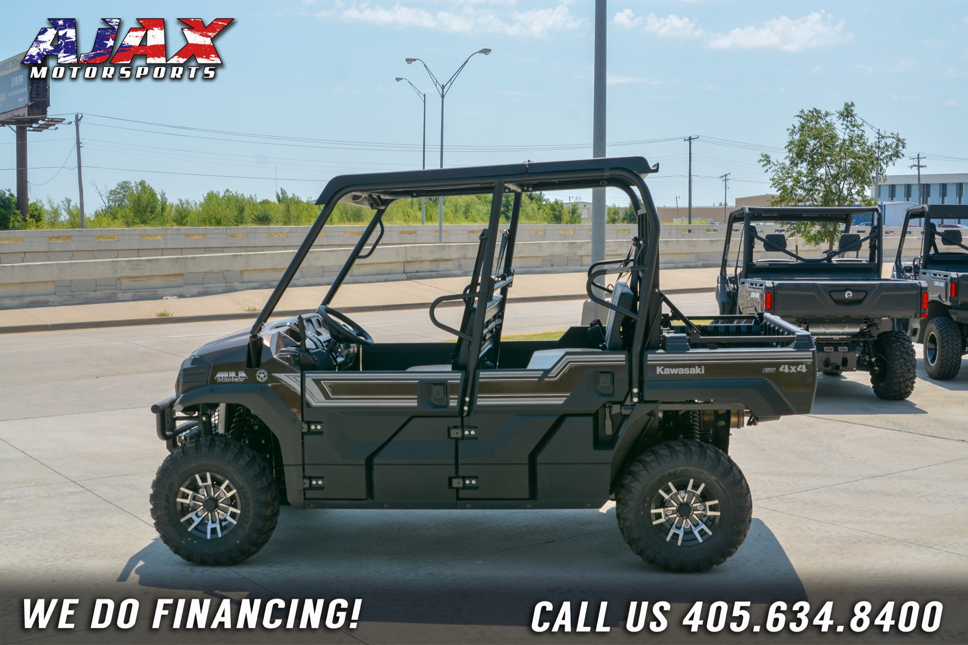 2020 Kawasaki Mule PRO-FXT Ranch Edition in Oklahoma City, Oklahoma - Photo 10