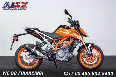 2020 KTM 390 Duke in Oklahoma City, Oklahoma - Photo 3