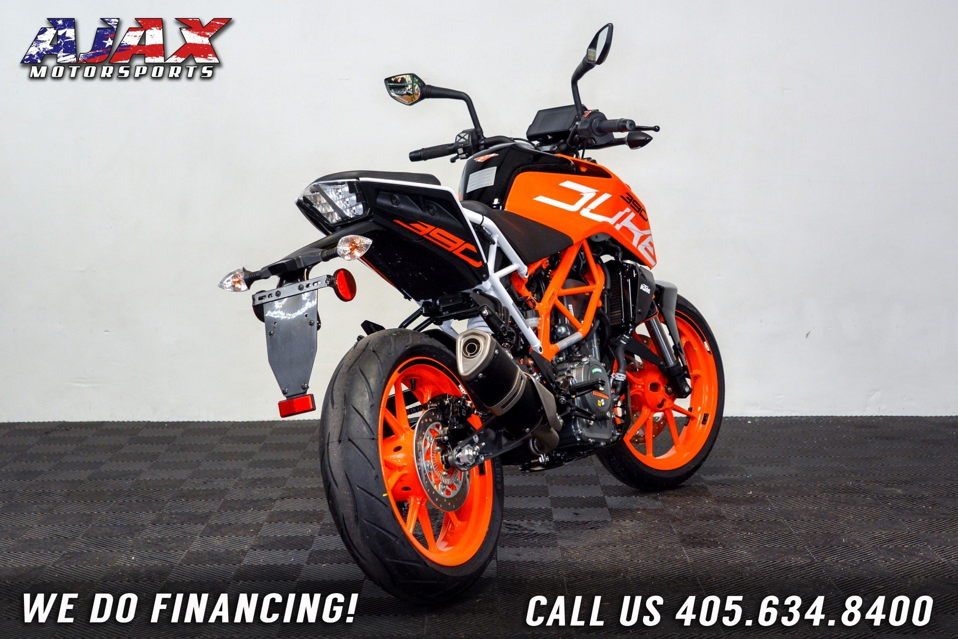 2020 KTM 390 Duke in Oklahoma City, Oklahoma - Photo 4