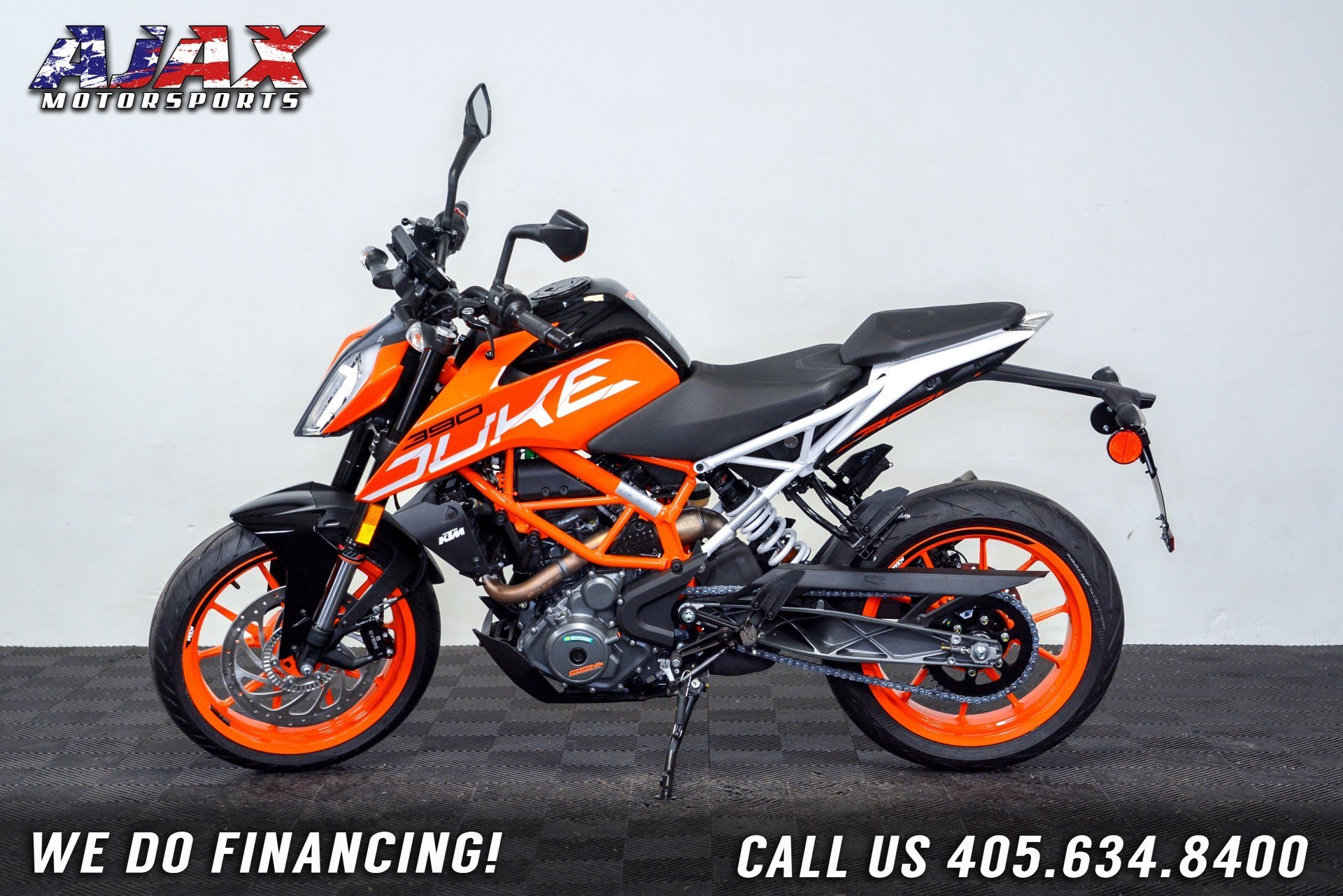 2020 KTM 390 Duke in Oklahoma City, Oklahoma - Photo 5