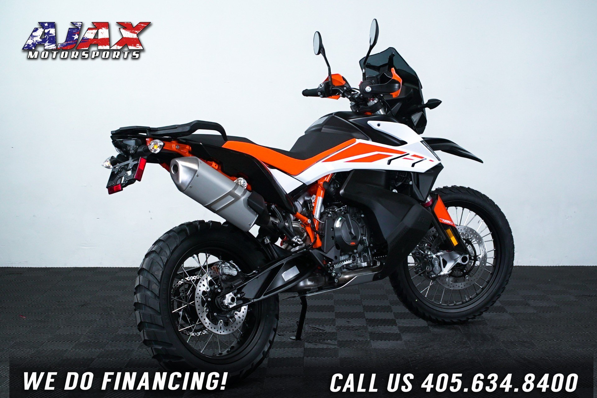 2020 KTM 790 Adventure R in Oklahoma City, Oklahoma - Photo 3