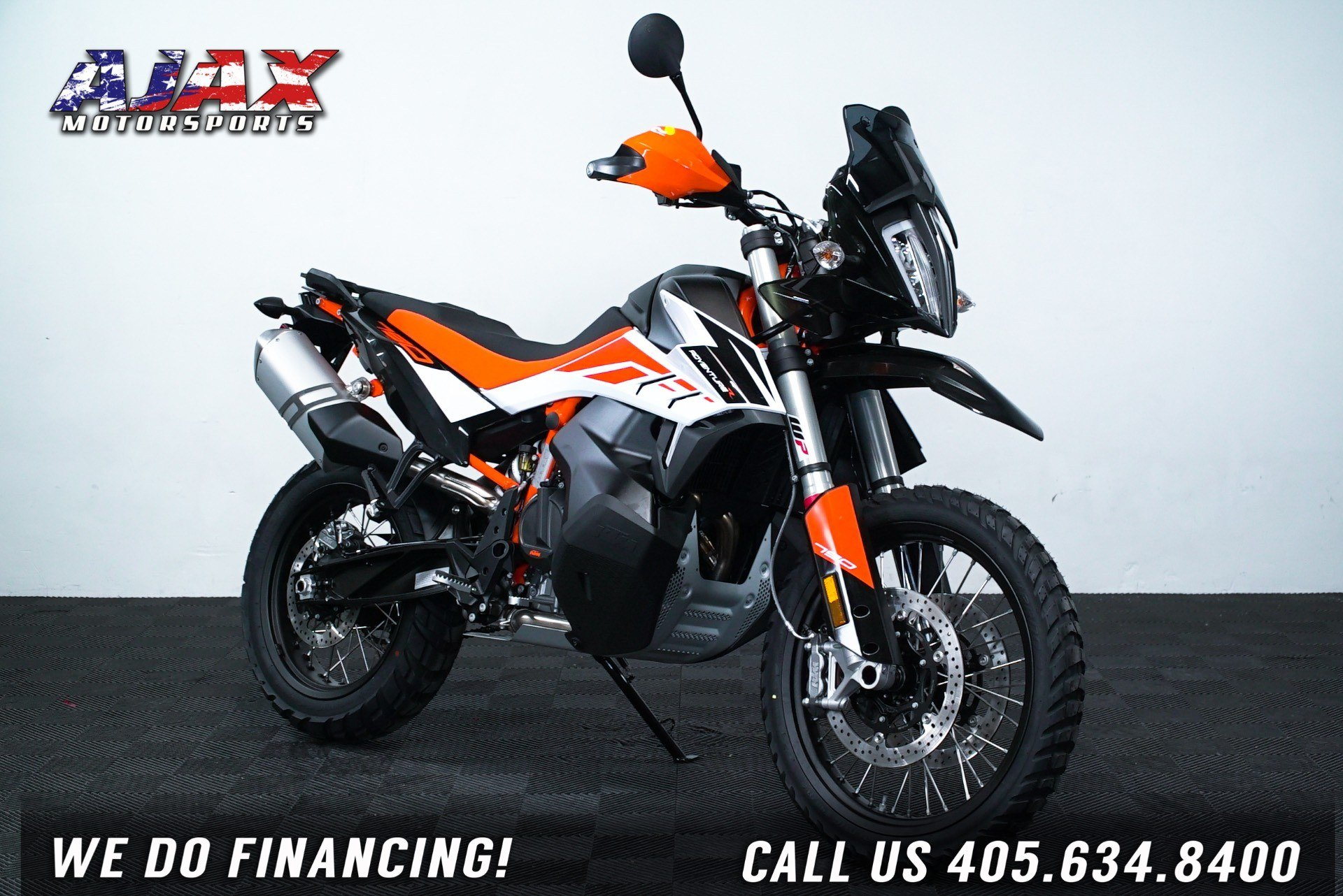2020 KTM 790 Adventure R in Oklahoma City, Oklahoma - Photo 5