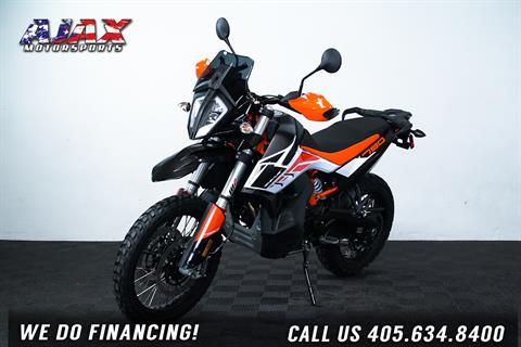 2020 KTM 790 Adventure R in Oklahoma City, Oklahoma - Photo 6