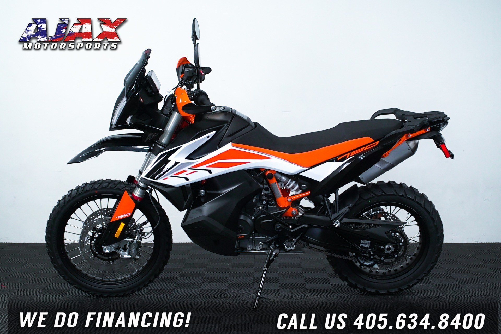 2020 KTM 790 Adventure R in Oklahoma City, Oklahoma - Photo 1