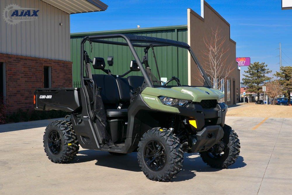 2018 Can-Am Defender DPS HD8 in Oklahoma City, Oklahoma