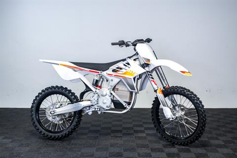 2018 Alta Motors Redshift MXR in Oklahoma City, Oklahoma