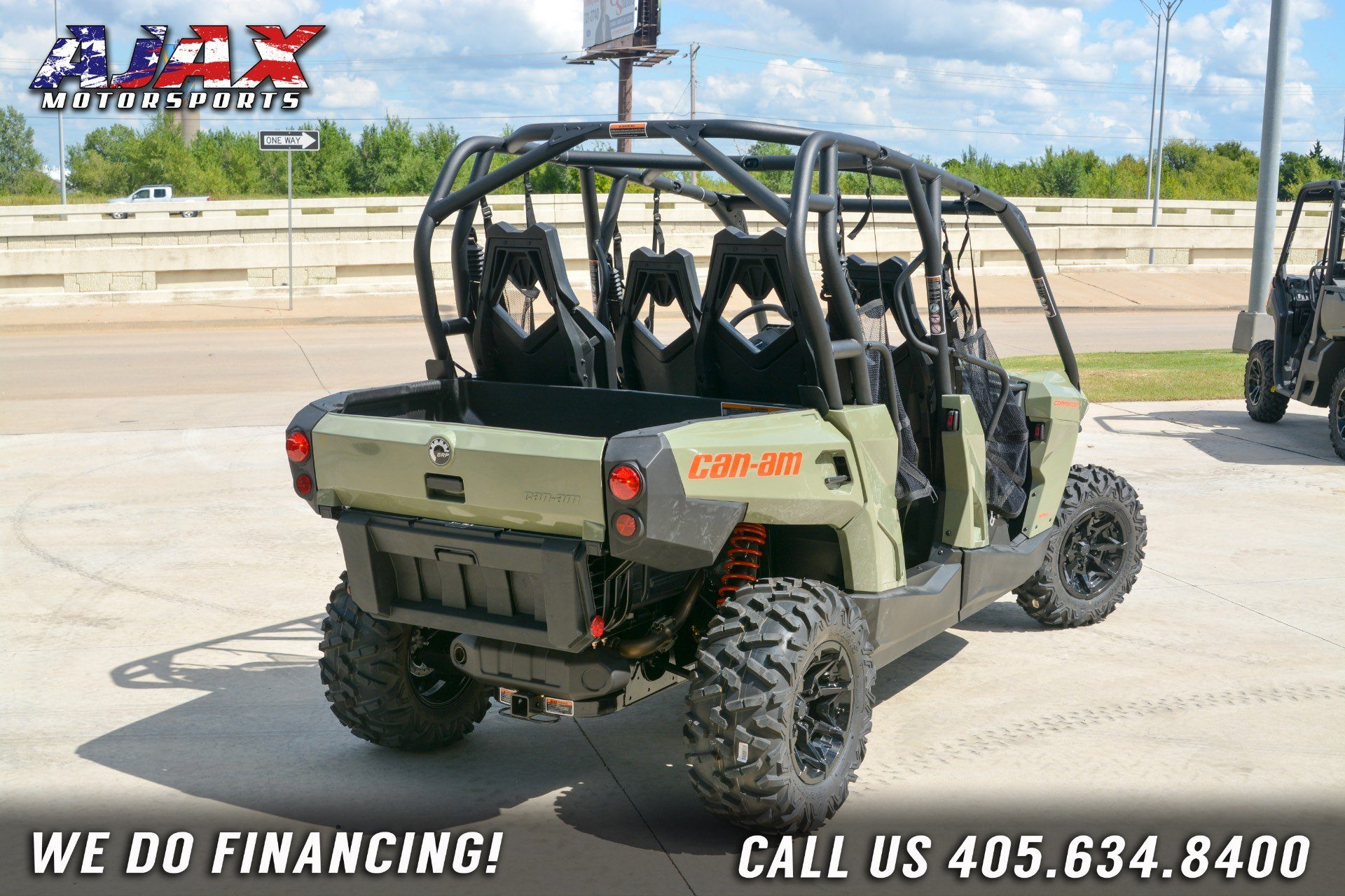 New 2019 Can Am Commander Max Dps 800r Utility Vehicles In Oklahoma Fuel Filter City