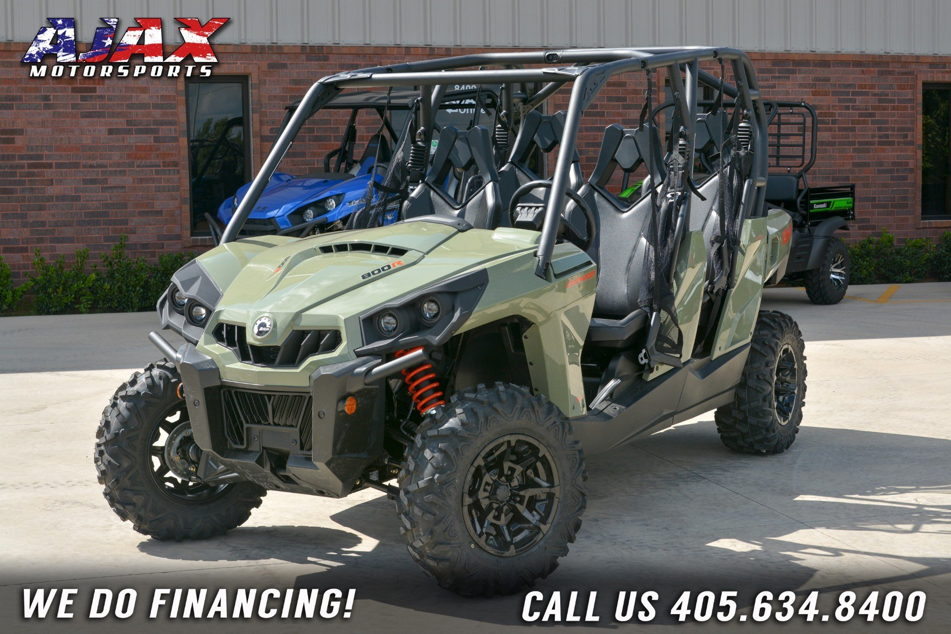 2019 Can-Am Commander MAX DPS 800R in Oklahoma City, Oklahoma