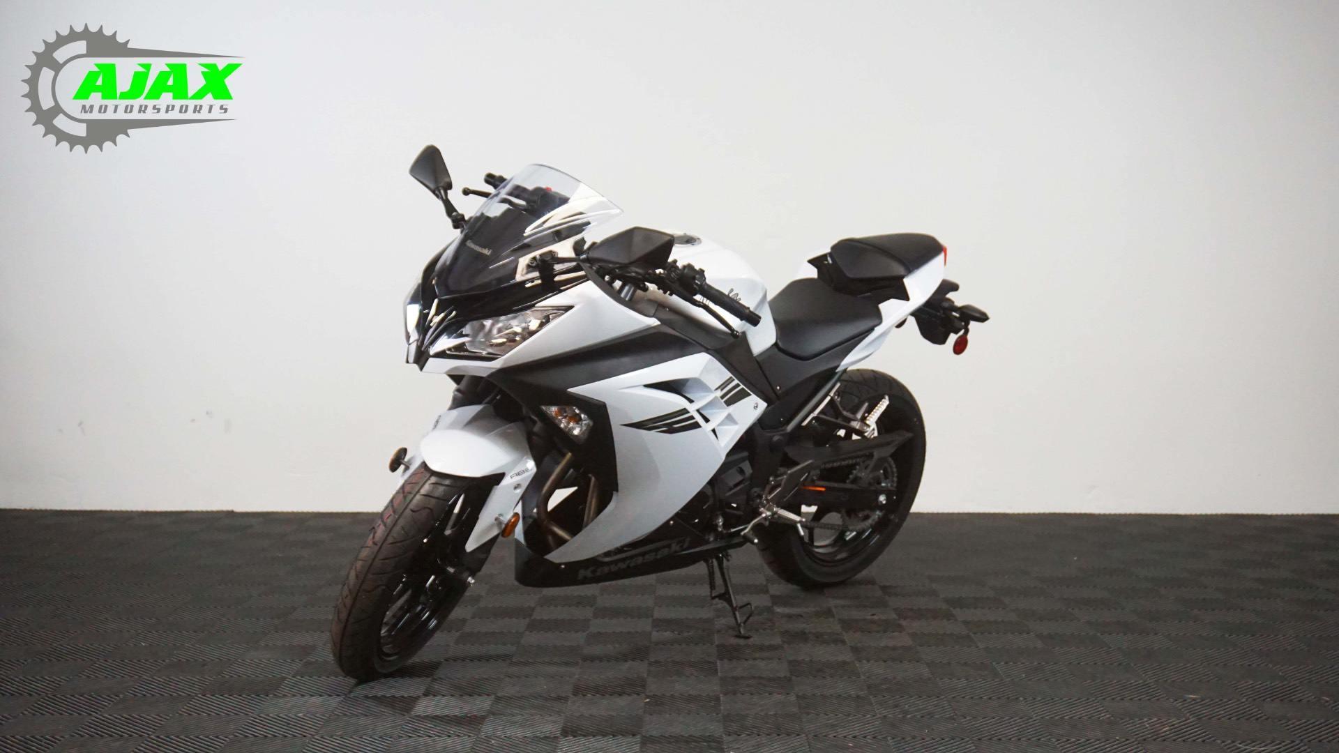 New 2017 Kawasaki Ninja 300 Abs Motorcycles In Oklahoma City Ok