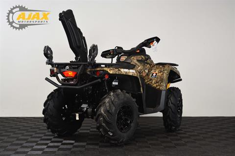 2017 Can-Am Outlander Mossy Oak Hunting Edition 570 in Oklahoma City, Oklahoma