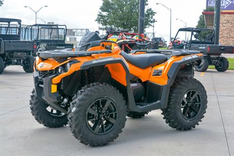 2019 Can-Am Outlander DPS 850 in Oklahoma City, Oklahoma