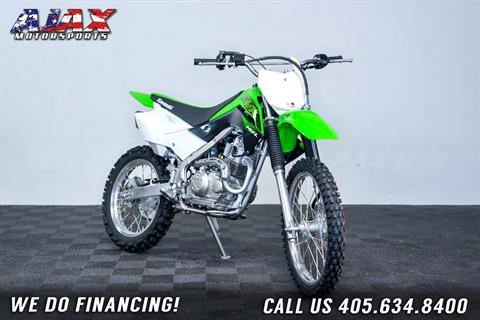 2020 Kawasaki KLX 140L in Oklahoma City, Oklahoma - Photo 3