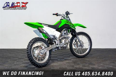 2020 Kawasaki KLX 140L in Oklahoma City, Oklahoma - Photo 4
