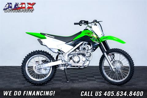 2020 Kawasaki KLX 140L in Oklahoma City, Oklahoma - Photo 1