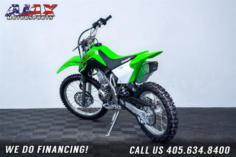 2020 Kawasaki KLX 140L in Oklahoma City, Oklahoma - Photo 5