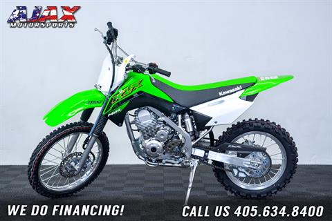 2020 Kawasaki KLX 140L in Oklahoma City, Oklahoma - Photo 6