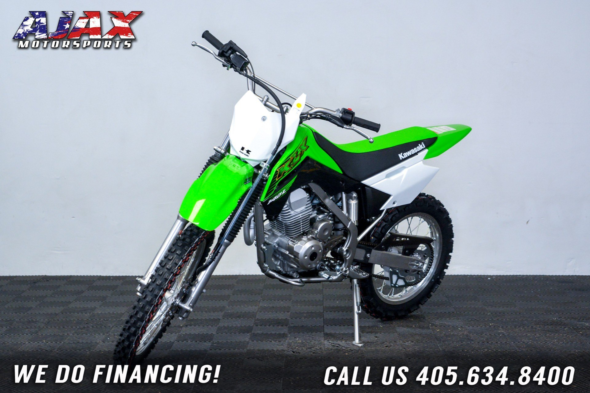 2020 Kawasaki KLX 140L in Oklahoma City, Oklahoma - Photo 7