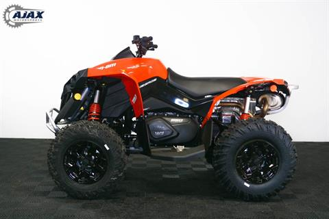 2018 Can-Am Renegade 850 in Oklahoma City, Oklahoma
