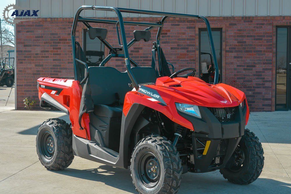 New 2018 textron off road prowler 500 utility vehicles in for Oklahoma tax commission motor vehicle division phone number