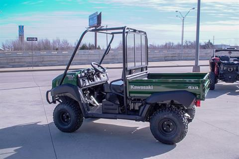 2020 Kawasaki Mule 4010 4x4 in Oklahoma City, Oklahoma - Photo 4