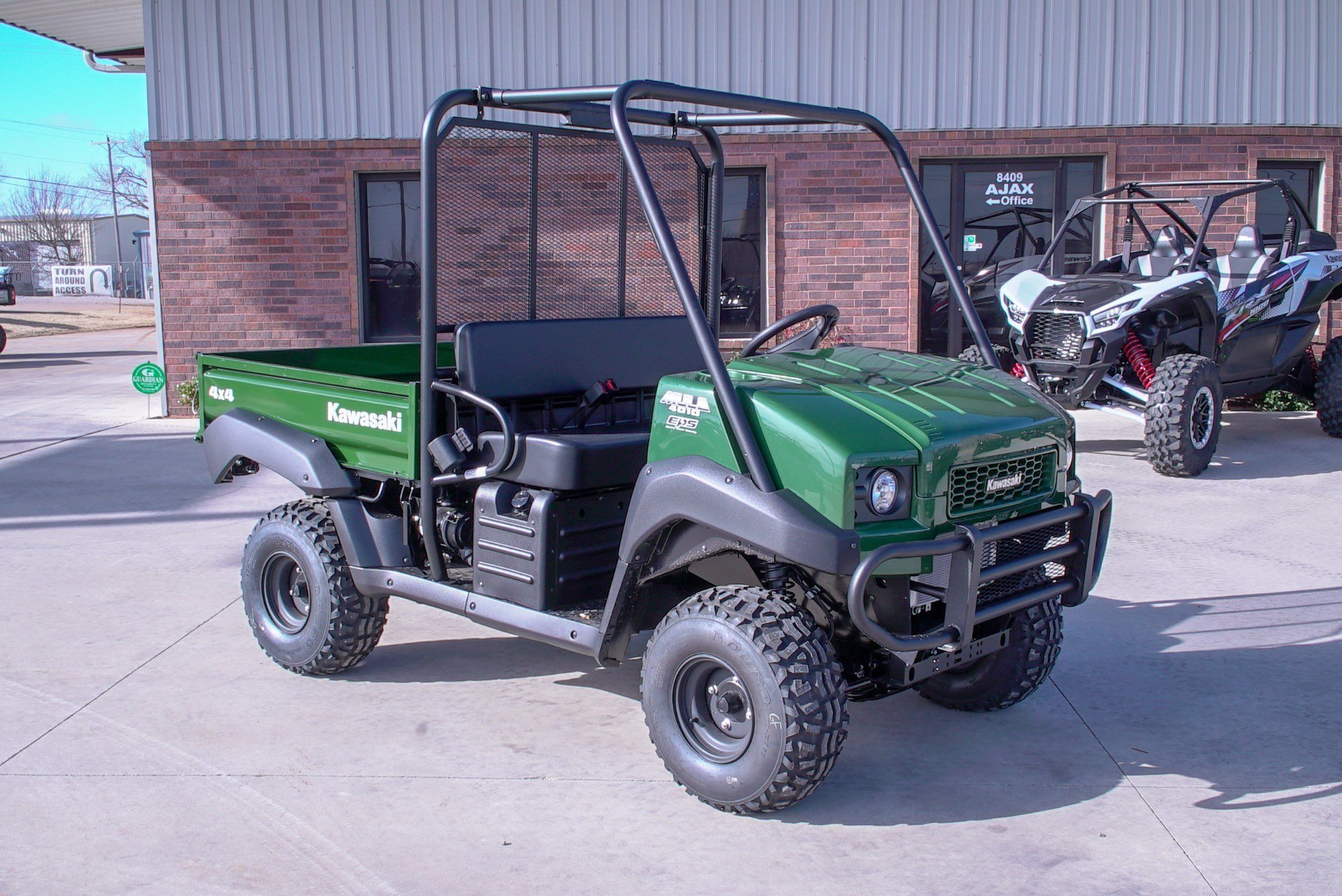 2020 Kawasaki Mule 4010 4x4 in Oklahoma City, Oklahoma - Photo 1