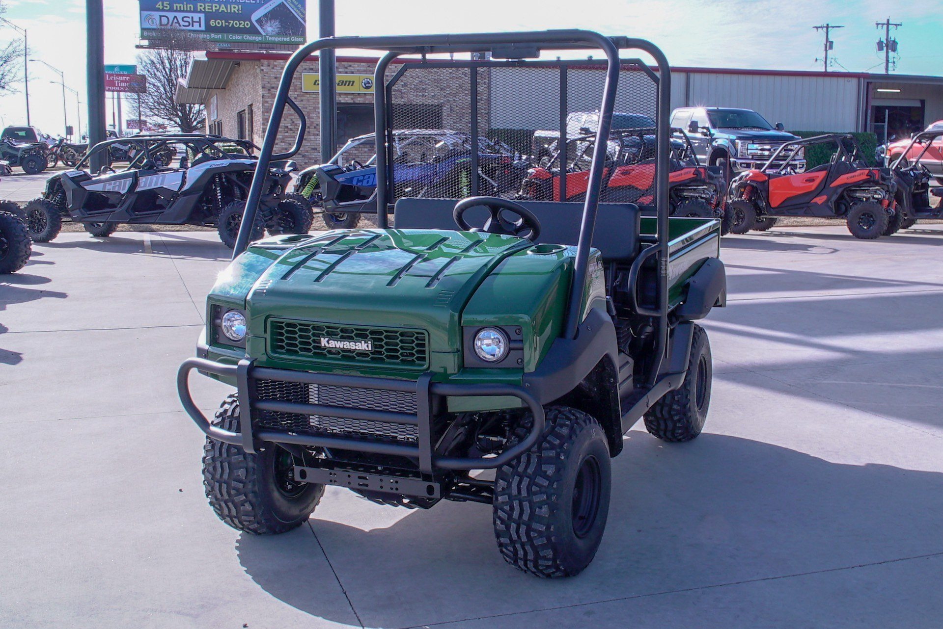 2020 Kawasaki Mule 4010 4x4 in Oklahoma City, Oklahoma - Photo 8