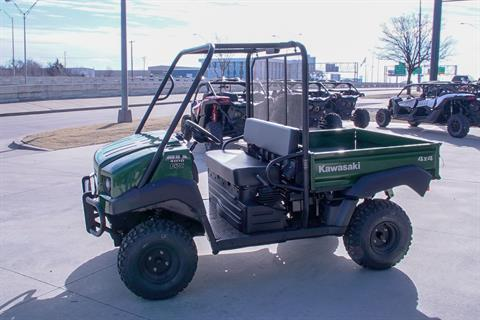 2020 Kawasaki Mule 4010 4x4 in Oklahoma City, Oklahoma - Photo 9