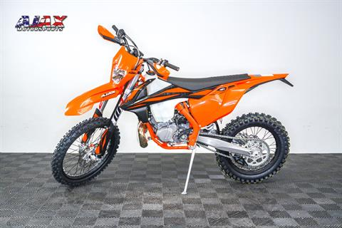 2019 KTM 250 XC-W TPI in Oklahoma City, Oklahoma - Photo 1