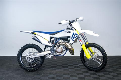 2019 Husqvarna TC 125 in Oklahoma City, Oklahoma