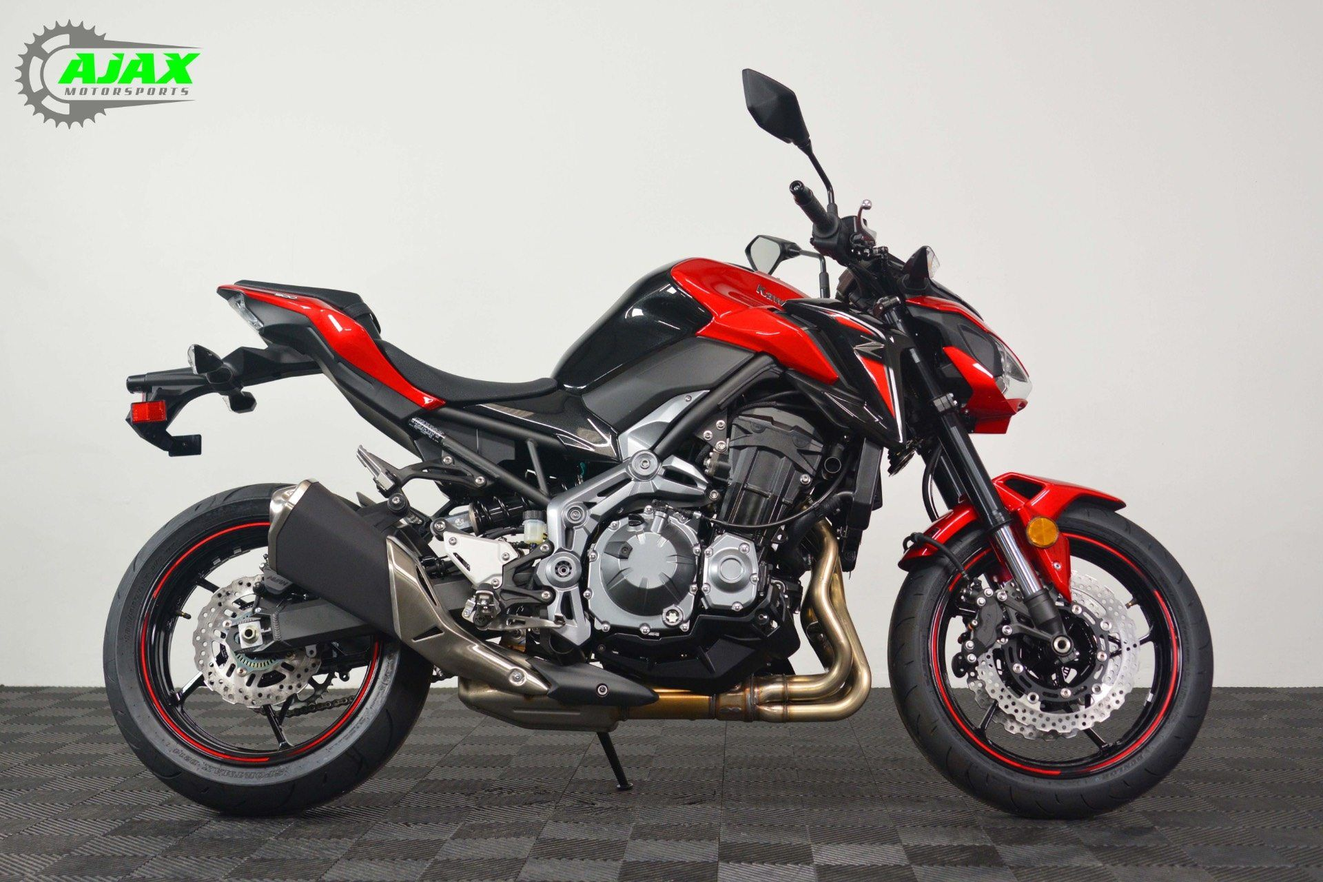2018 Kawasaki Z900 ABS for sale 1319
