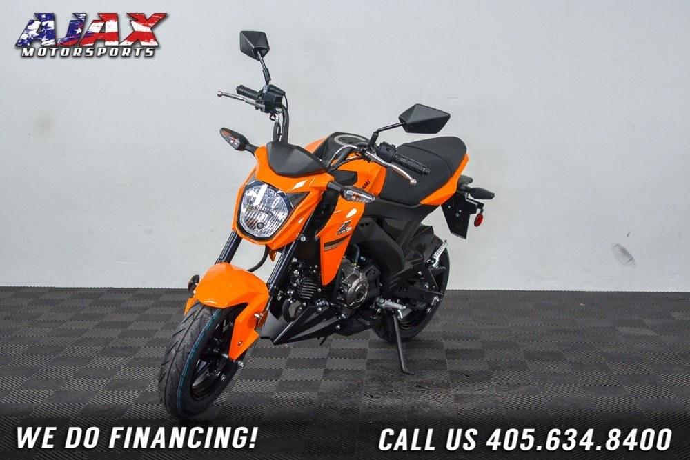 2019 Kawasaki Z125 Pro 4