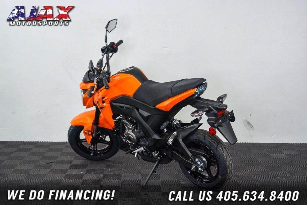 2019 Kawasaki Z125 Pro 5