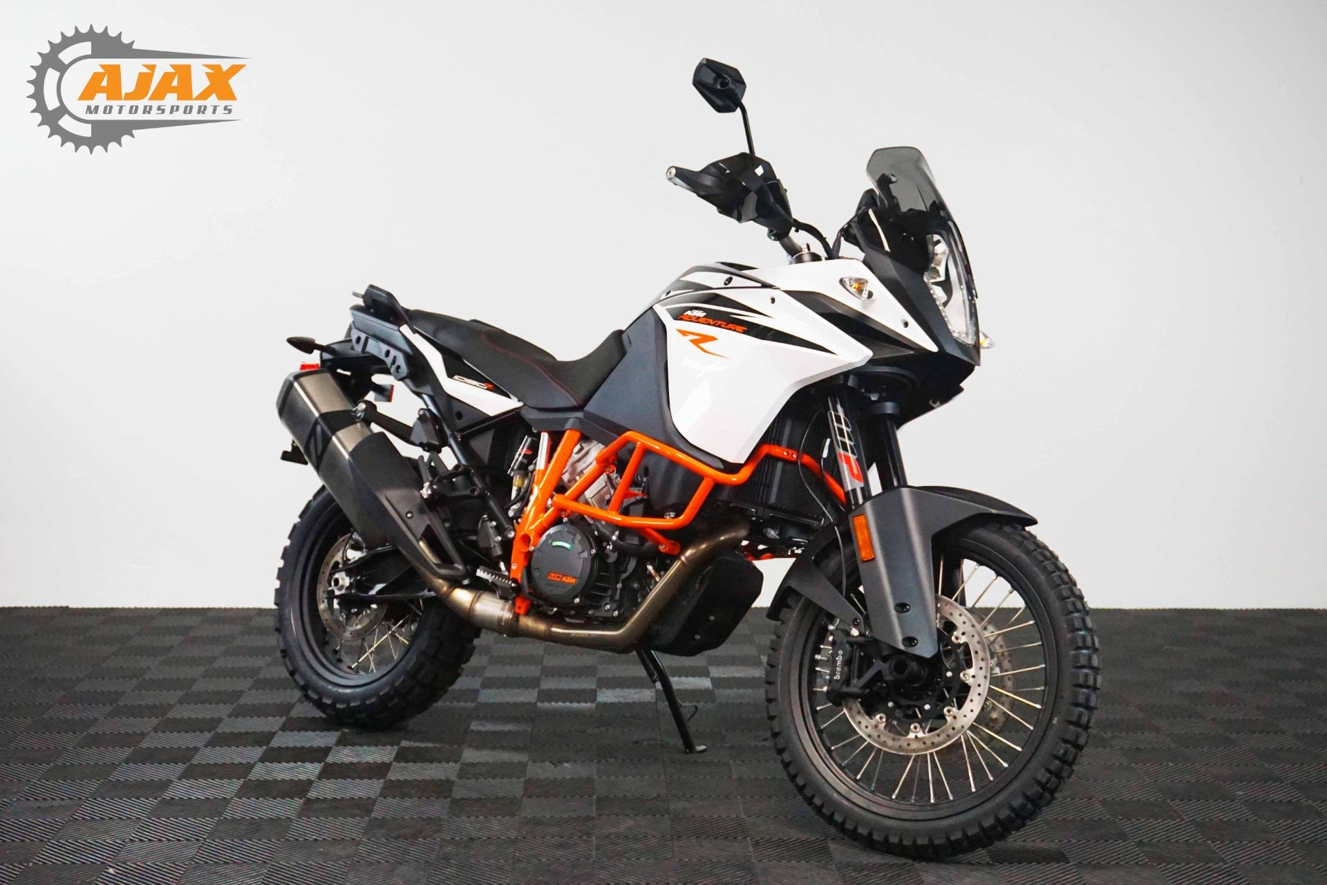new 2018 ktm 1090 adventure r motorcycles in oklahoma city. Black Bedroom Furniture Sets. Home Design Ideas